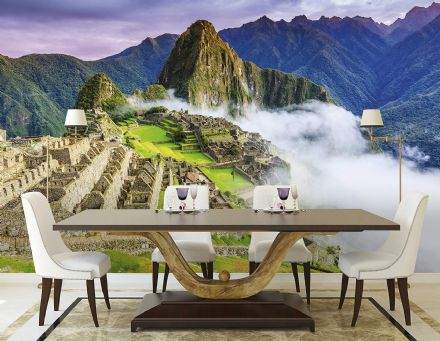 Machu Piccu Peru wall mural wallpaper Premium